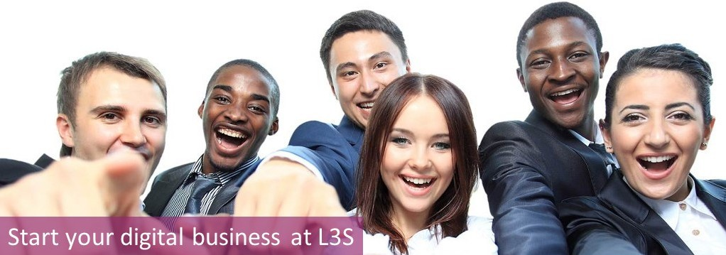 Start your digital business at L3S