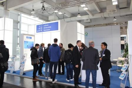 AMA-Stand HANNOVER MESSE 2019