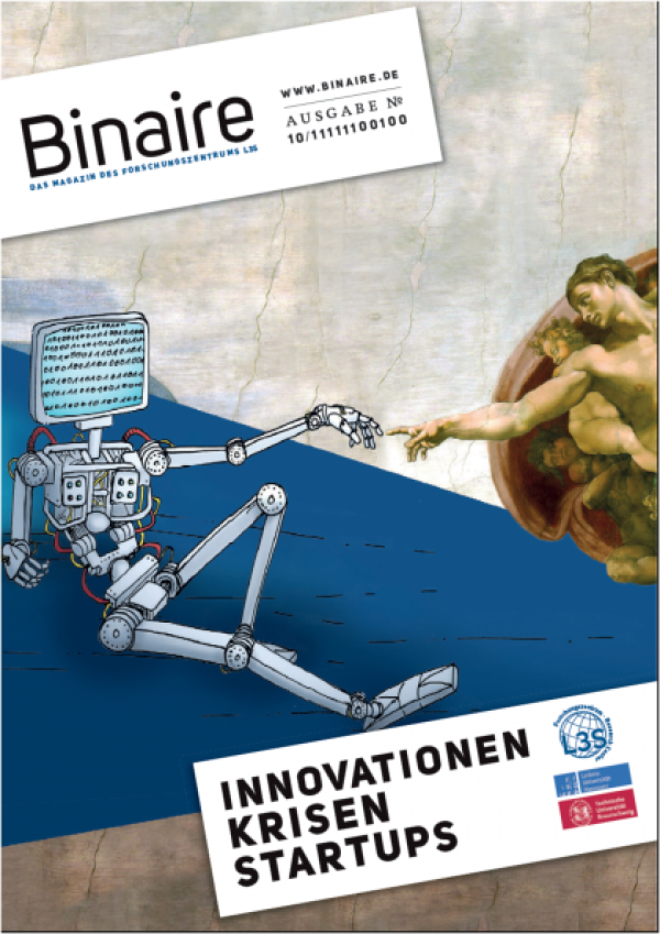 Binaire - Innovationen, Krisen, Startups